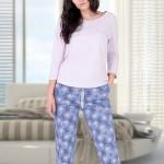 Dámské pyžamo ALINA 671