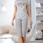 Dámské pyžamo Babella 3051-1