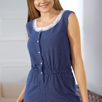 Dámské pyžamo Babella 3056