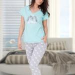 Dámské pyžamo BENITA – M-MAX
