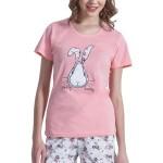 Dámské pyžamo Bibi růžové