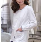 Dámské pyžamo Cana 006 dl/r M-XL