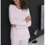 Dámské pyžamo Cana 011 dl/r 2XL