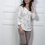 Dámské pyžamo Cana 192 3/4 M-XL