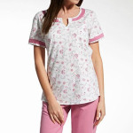 Dámské pyžamo Cana 315 XXL