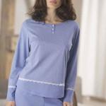Dámské pyžamo Cana 322 XXL