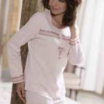 Dámské pyžamo Cana 324 XXL