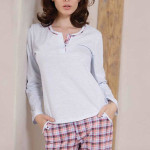 Dámské pyžamo Cana 327 XXL