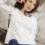 Dámské pyžamo Cana 328