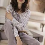 Dámské pyžamo Cana 332 3XL