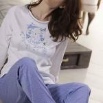 Dámské pyžamo Cana 335 XXL