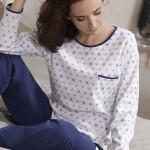 Dámské pyžamo Cana 338