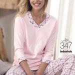 Dámské pyžamo Cana 347 XXL