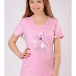 Dámské pyžamo capri Koala – Vienetta