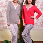 Dámské pyžamo Cecylia 774-Taro
