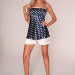 Dámské pyžamo CHARLOTTE 587 – DE LAFENSE