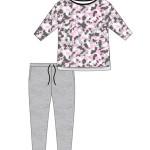 Dámské pyžamo Cornette 192/211 Moro 2 dl/r S-2XL