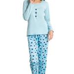 Dámské pyžamo Cristina modré
