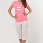 Dámské pyžamo CTC.2-5011 – Cotton Candy