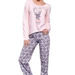 Dámské pyžamo Daga růžové