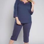 Dámské pyžamo Damia – Italian Fashion
