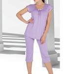 Dámské pyžamo De Lafanse Visa 884 kr/r