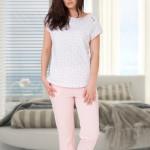 Dámské pyžamo DIANA 619 – M-MAX