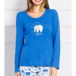 Dámské pyžamo dlouhé Elephant