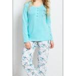 Dámské pyžamo dlouhé Karolína