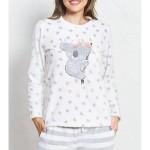 Dámské pyžamo dlouhé Koala