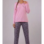 Dámské pyžamo dlouhé Věra