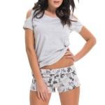 Dámské pyžamo Dn-nightwear PM.9246