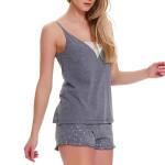 Dámské pyžamo Dn-nightwear PM.9417