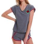 Dámské pyžamo Dn-nightwear PM.9446