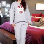 Dámské pyžamo – domácí úbor BN 218 sob