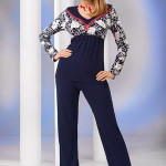 Dámské pyžamo Donna Olimpia PJ