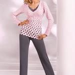 Dámské pyžamo Donna Sonia PJ pink