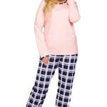 Dámské pyžamo Ela 714 pink