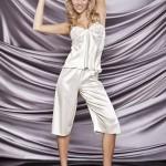 Dámské pyžamo Emma cream