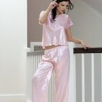 Dámské pyžamo Ewa pink