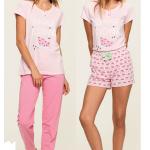Dámské pyžamo FA6468AB Noidinotte