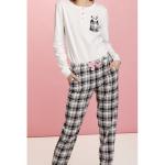 Dámské pyžamo FA6554PB – Noidinotte