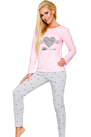 damske-pyzamo-gala-2113-pink-grey.jpg
