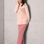 Dámské pyžamo Graphic Cotton PK – Triumph