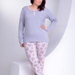 Dámské pyžamo Inez 1040-02 XXL