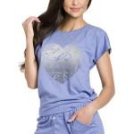 Dámské pyžamo Jurata modré