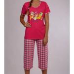 Dámské pyžamo kapri Medvěd Sweet