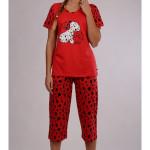 Dámské pyžamo kapri Pes Dalmatin