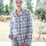 Dámské pyžamo Key LNS 443 B8