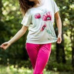 Dámské pyžamo Key LNS 565 A8